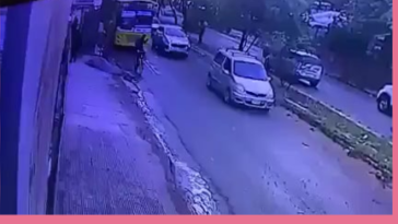 WCGW Is not a car, but he is certainly an idiot.