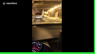 WCGW passing through this road tunnel?
