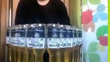 The only man, who continually takes on CORONA, and wins.