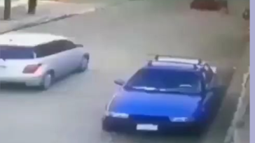 WCGW When Robbing the wrong one, Totally Deserved!